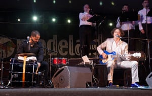 Womad Monday: Goran Bregovic headlines the main stage