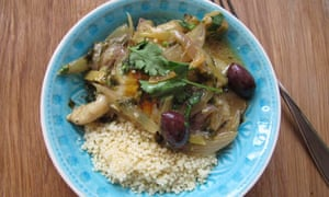 Felicity Cloake's perfect chicken tagine