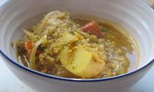 Hassan M'Souli's chicken tagine