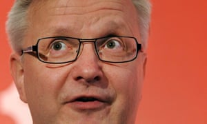 Olli Rehn, European commissioner for economic and monetary affairs, hits back at critics of austerity.