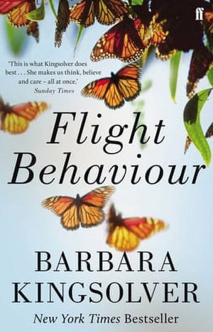 Women's Prize longlist: Flight Behaviour