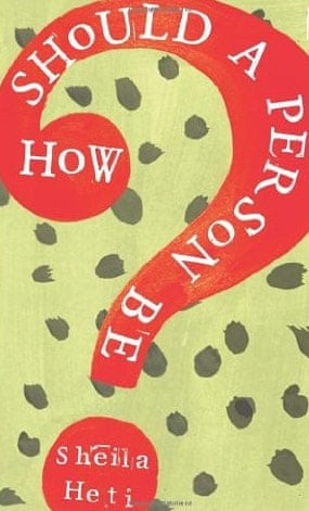 Women's Prize longlist: How Should A Person Be