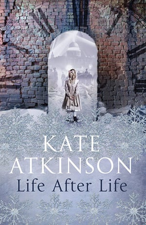 Womens book awards: Life After Life by Kate Atkinson