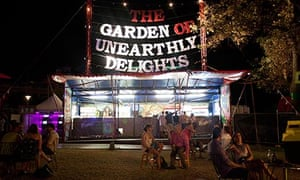The Garden of Unearthly Delights at the Fringe