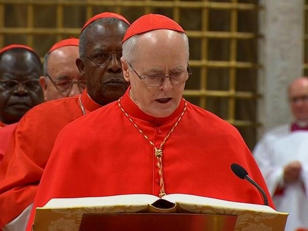 Liveblog: Cardinal Jorge Bergoglio elected pontiff, takes name Pope