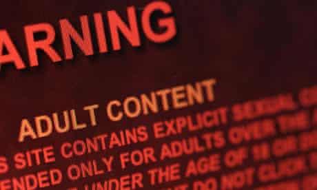 Internet pornography site