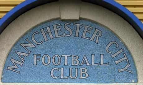 Manchester City Maine Road