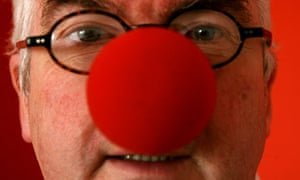 Kevin Cahill, chief exec Comic Relief