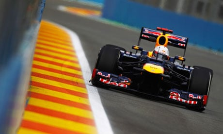 Just How Fast Can Formula One Cars Go