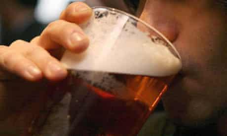 Alcohol minimum pricing