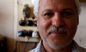 Abdul Karim Hadi, Iraqi small businessman