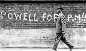 1968: Enoch Powell's rivers of blood speech