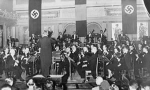 Vienna Philharmonic orchestra in 1941