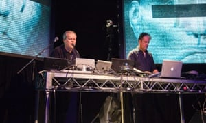 Severed Heads perform live at Queens theatre