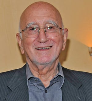 Dominic Chianese from The Sopranos