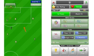 New Star Soccer screenshots