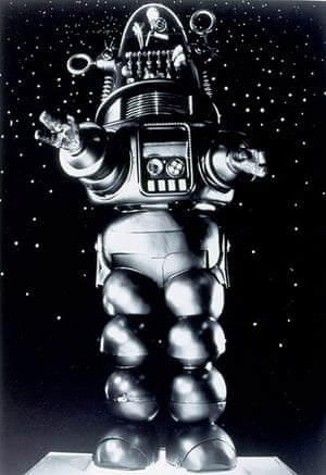 10 best: Robby the Robot