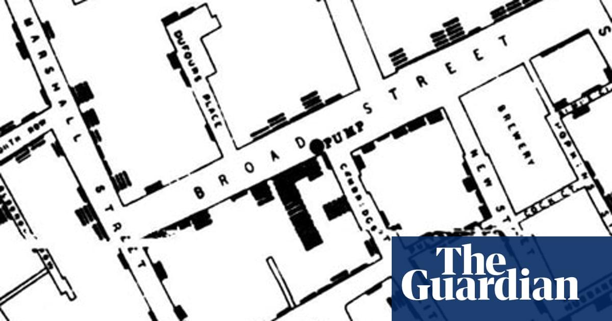 John Snow's data journalism: the cholera map that changed