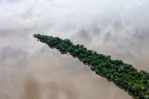Landscape photography: Para, Brazil, 11 February, 2012