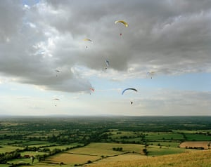 Landscape photography: South Downs Way, West Sussex, 2007