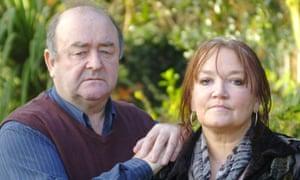Lee Balkwell's parents
