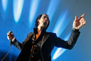 SXSW: Nick Cave and the Bad Seeds
