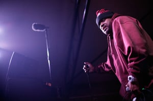 SXSW: Ghostface Killah performs at the Vans Music Showcase