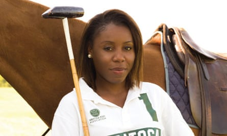 Uneku Atawodi is part of a wave of growing interest in polo in Nigeria
