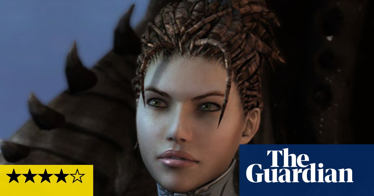 Starcraft 2: Heart of the Swarm – review | Games | The Guardian