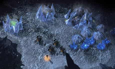 Starcraft 2 expedition