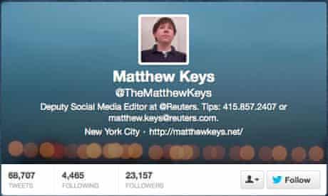 matthew keys twitter