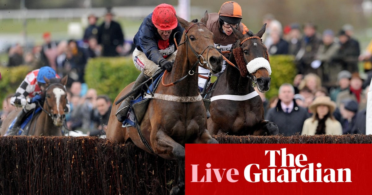 Bobs Worth Wins The Cheltenham Gold Cup As It Happened Sean Ingle Sport The Guardian