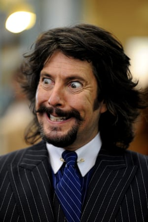 Laurence Llewelyn-Bowen visits the Ideal Home Show 2013 at Earls Court in London