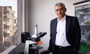 Professor Ali Mohamed Zaki, Corona Virus Doctor