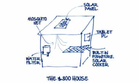 $300 house concept