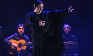 Eva Yerbabuena at Flamenco Festival London, Sadler's Wells