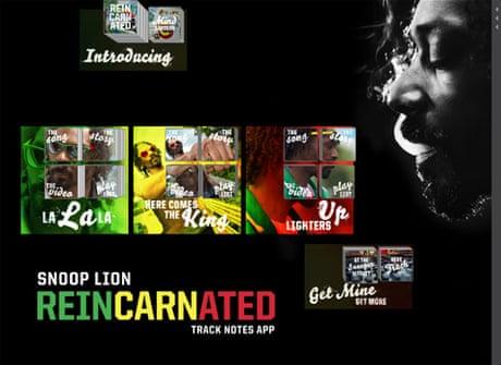 snoop lion reincarnated album free download