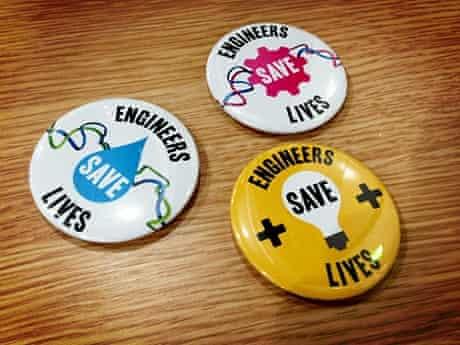Engineers save lives