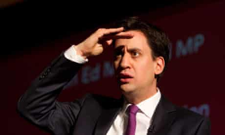Ed Miliband at the British Chambers of Commerce annual conference