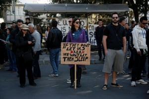 Protesters take part in an anti-bailout rally outside the parliament in Nicosia March 18, 2013.
