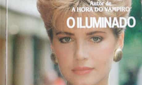 The Shining brazillian cover
