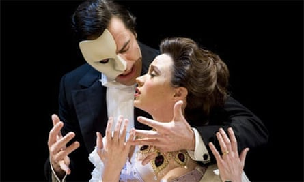 Love Never Dies, Adelphi theatre, 2010