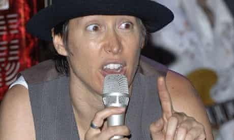 Michelle Shocked in 2005