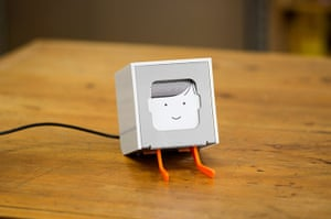 Designs of the Year: Little Printer by Berg