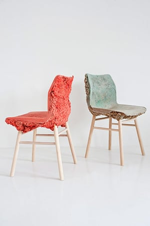 Designs of the Year: Well Proven Chair - James Shaw and Marjan van Aubel