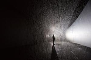 Designs of the Year: Rain Room by Random International