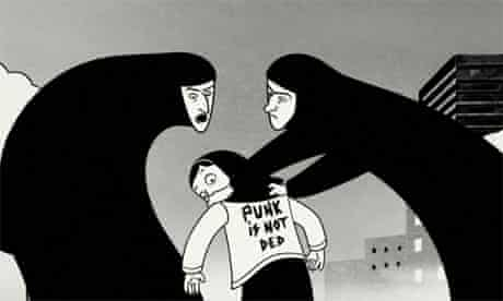 Persepolis Battle In Chicago Schools Provokes Outcry Books The Guardian