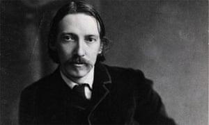 Portait of Robert Louis Stevenson