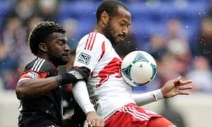 Thierry Henry, Brandon McDonald
