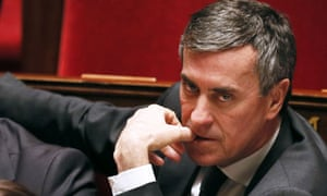 French Junior Minister for the Budget Je